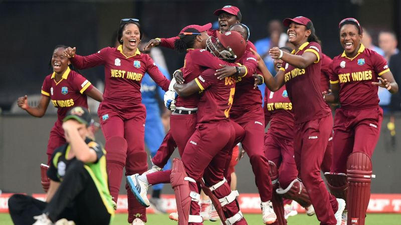 West Indies cricketers
