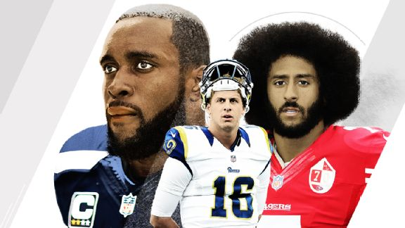 Barnwell's 5 NFC West moves: Kick-starting 49ers, Rams rebuilds