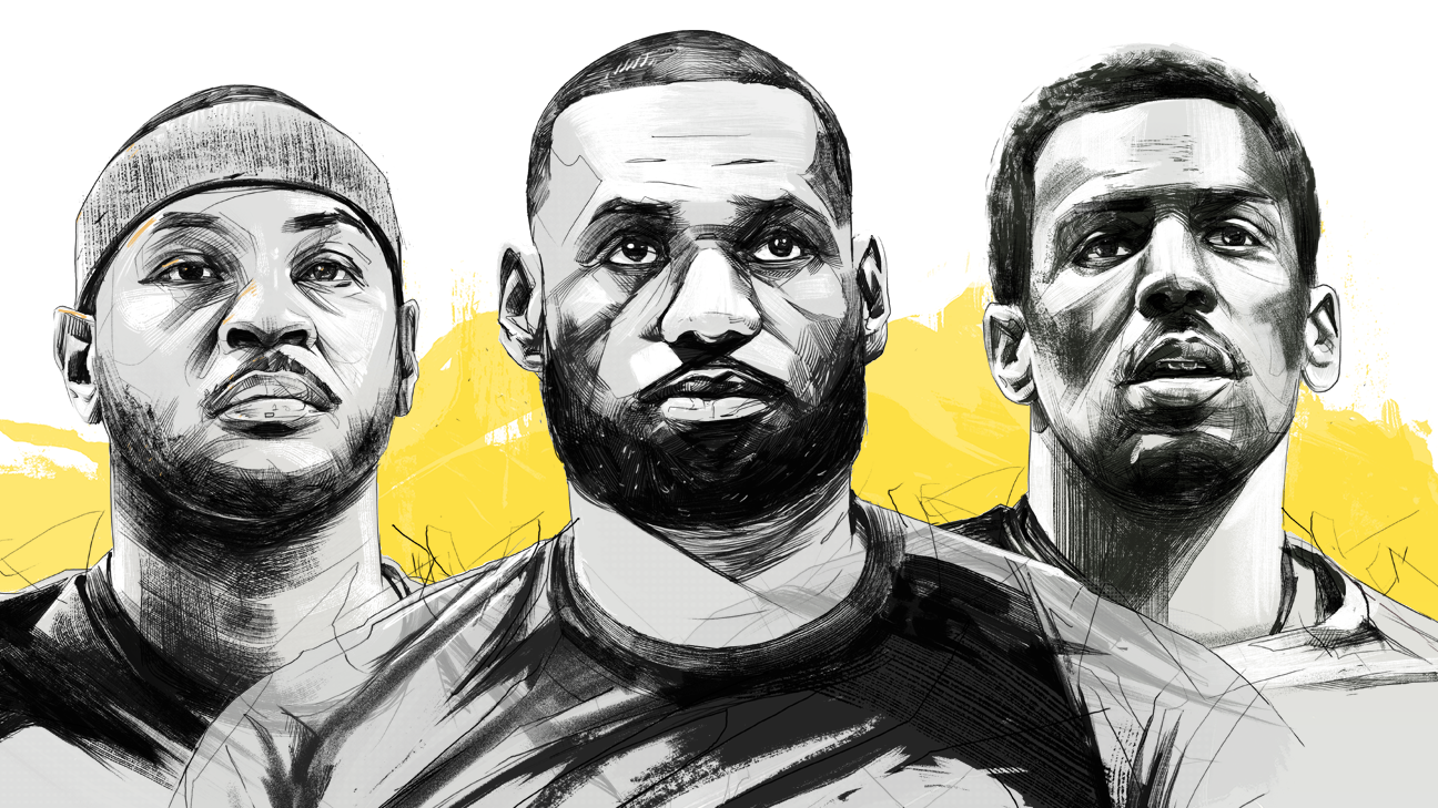 d15e44fb4364 Stories of activism in the NBA from LeBron James