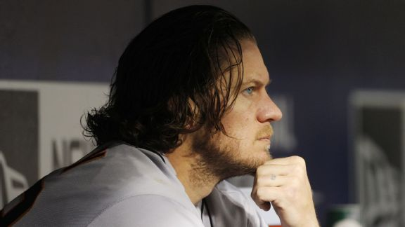 For Jake Peavy, baseball must take a back seat