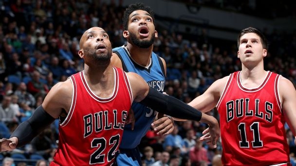 Thunder acquire Gibson, McDermott from Bulls
