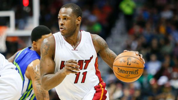 Dion Waiters of Miami Heats signed a new contract with the team for four more years