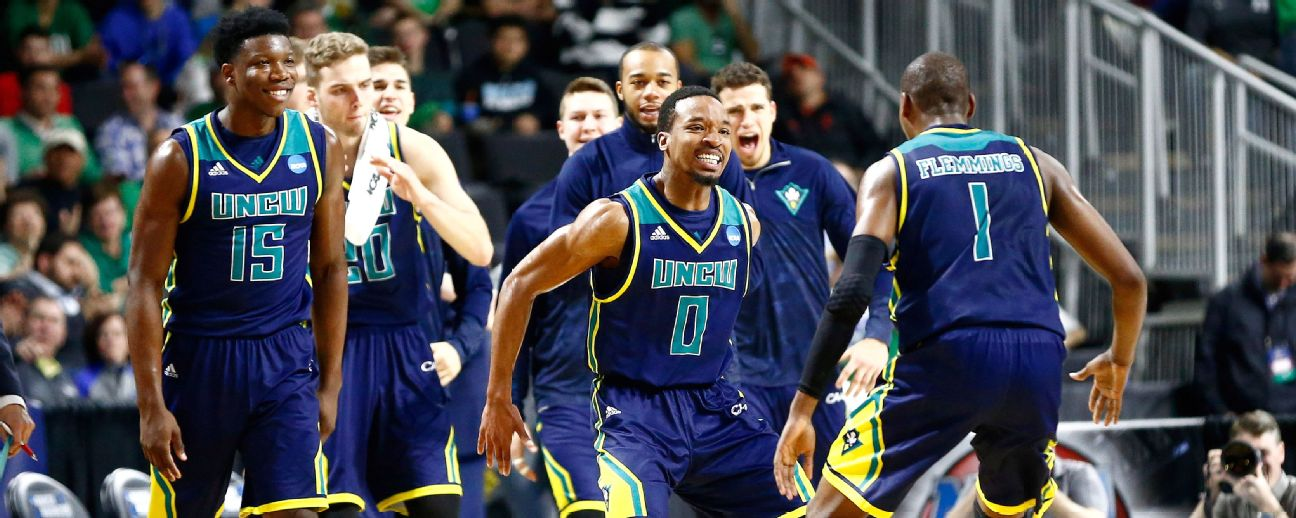 Image result for uncw men's basketball
