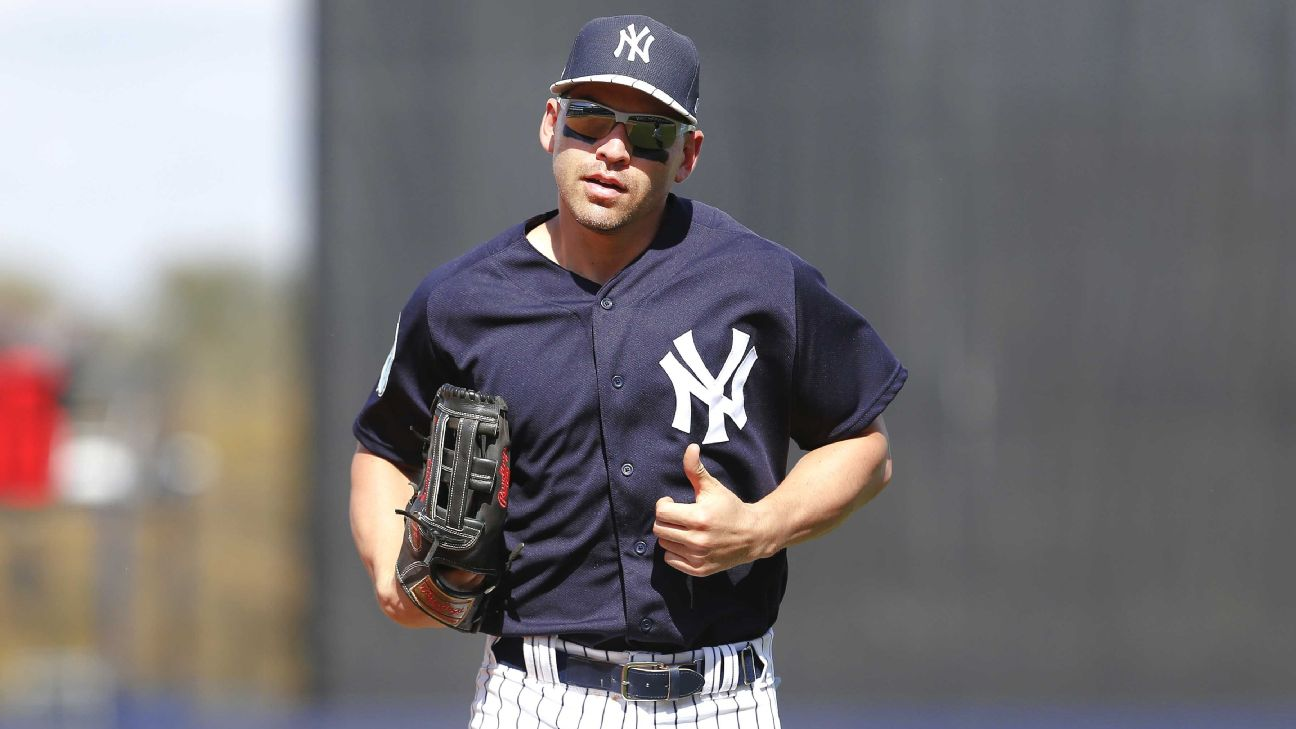 jacoby ellsbury yankees 2017 - photo #35