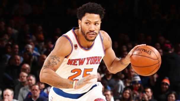 Former NBA MVP Derrick Rose Talks Dario Šarić and Croatia