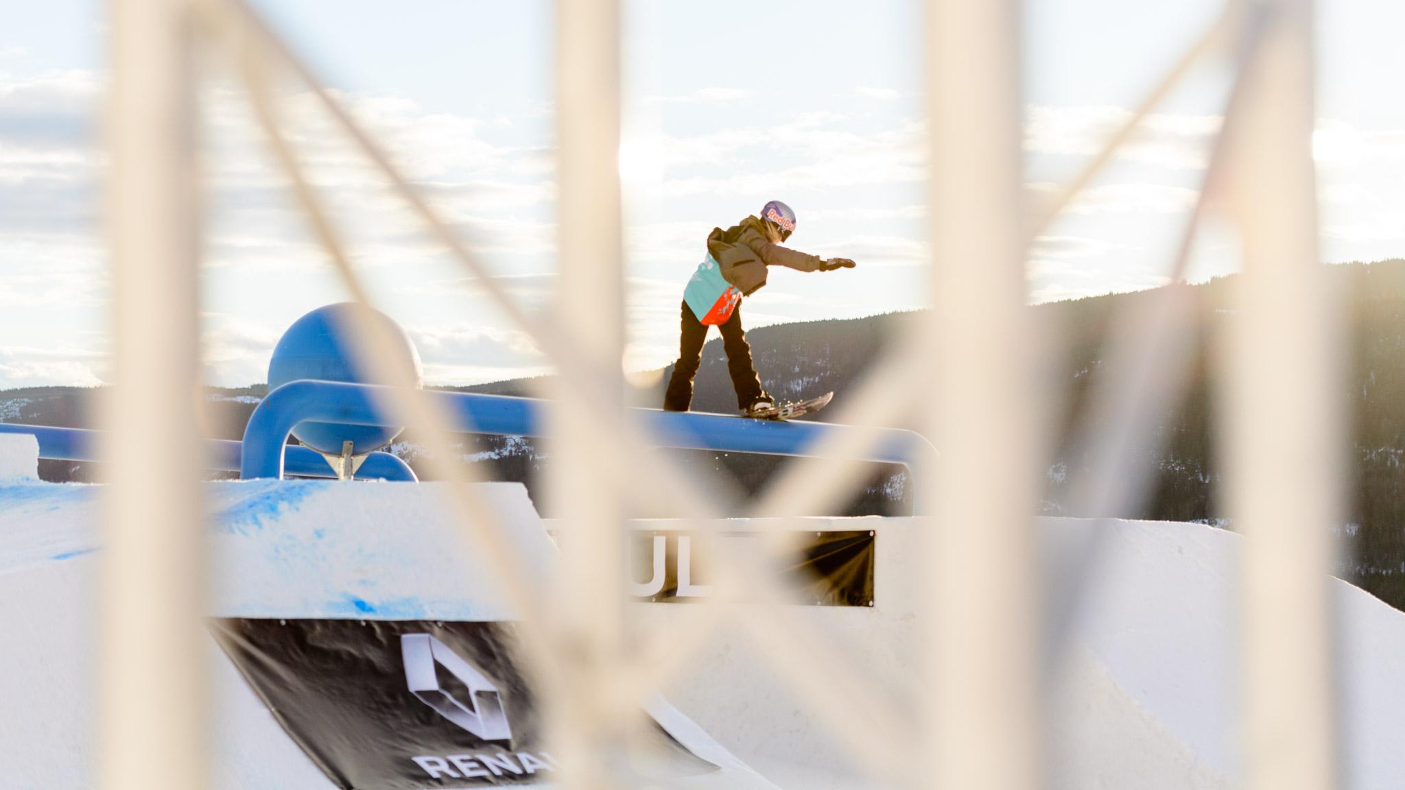 Anna Gasser, Women's Snowboard Slopestyle Finals
