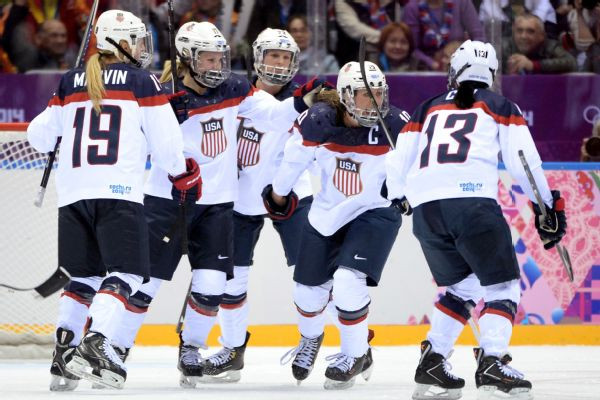 Usa Hockey Women S Players To Meet Monday In Philadelphia