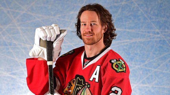 Keith When His Hair Is Long Has The Most Classic Hockey Flow But Not Too Curly Doesnt Look Like He Does Anything To It