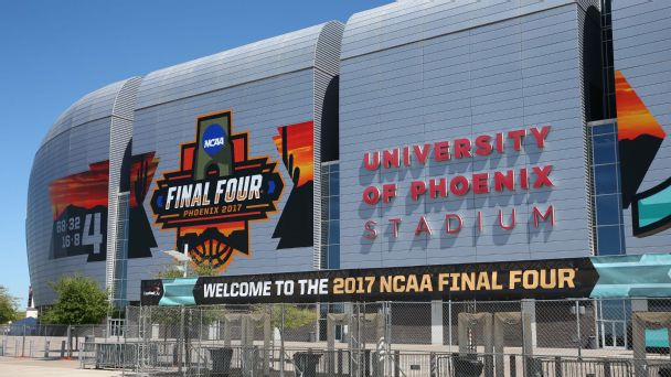Final Four at University of Phoenix Stadium