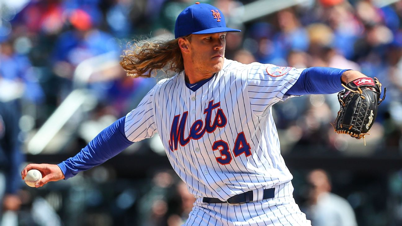 Noah Syndergaard Stats, News, Pictures, Bio, Videos - New ...