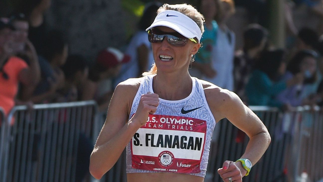 New York will be Shalane Flanagan's return to the marathon since the Rio Olympics.