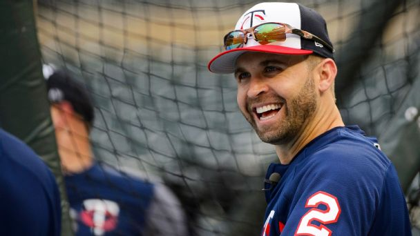 Brian Dozier Stats, News, Pictures, Bio, Videos