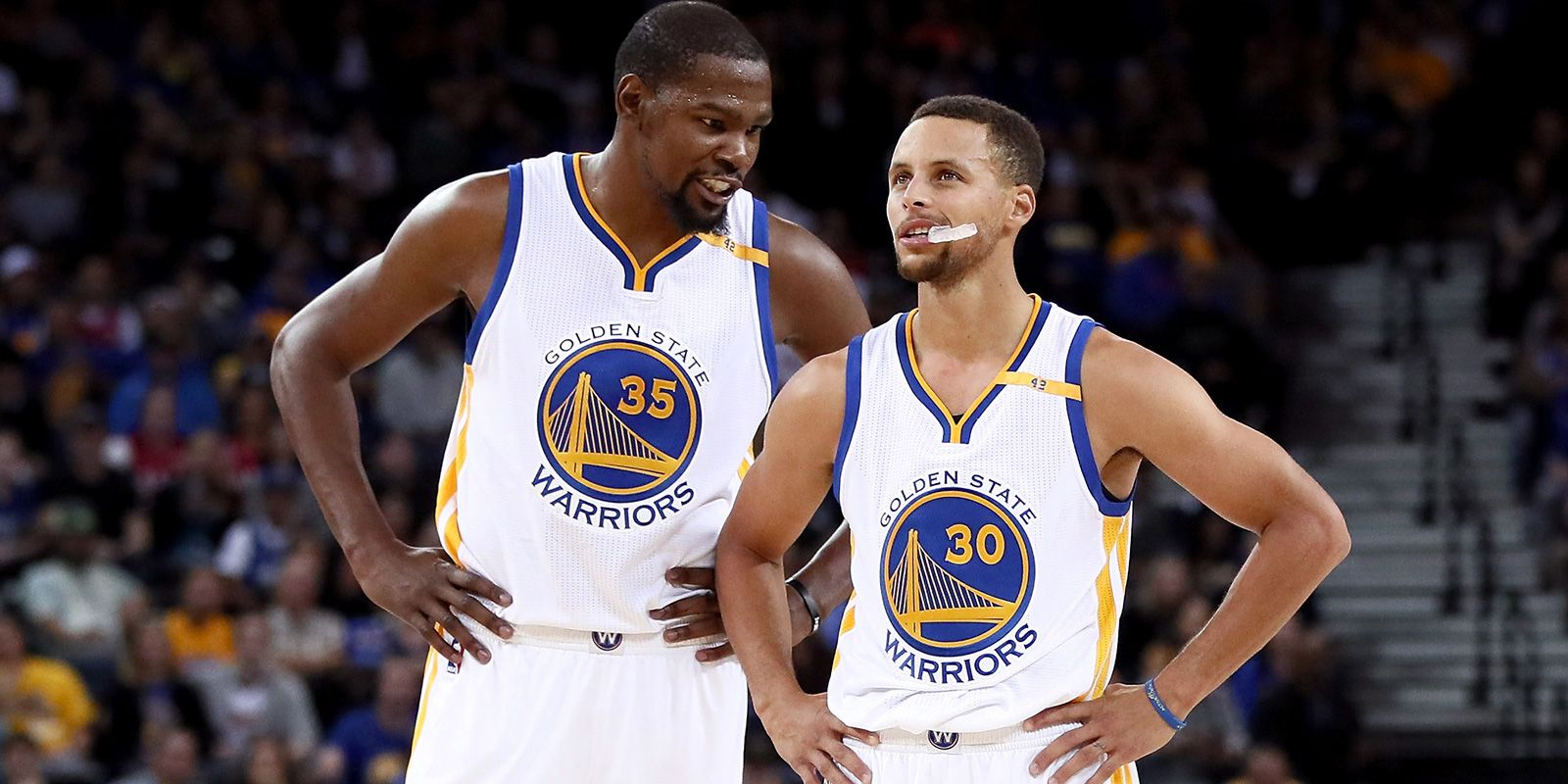 17e33af0a6b Golden State Warriors Steph Curry can be stopped only by Kevin Durant