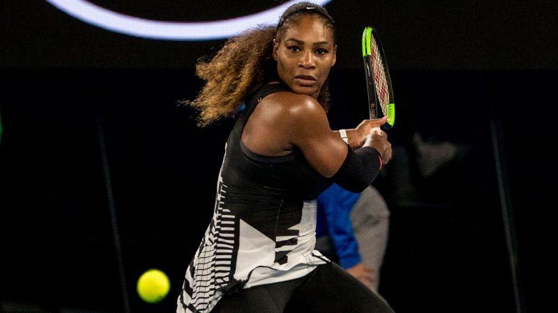 Serena Williams announced her pregnancy last week.