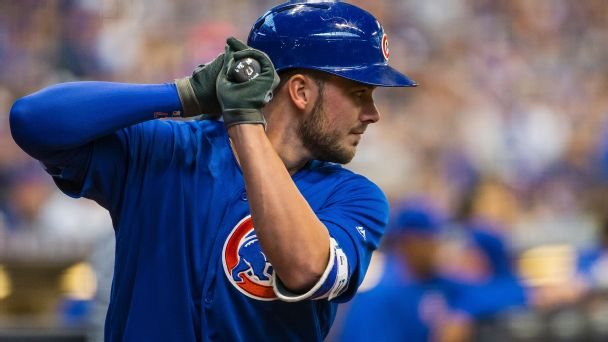 Follow live: First-place Cubs take on Pirates