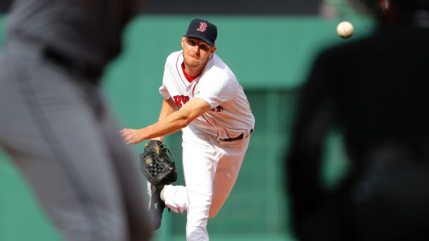 Enter Chris Sale, the next big star in the Red Sox-Yankees rivalry