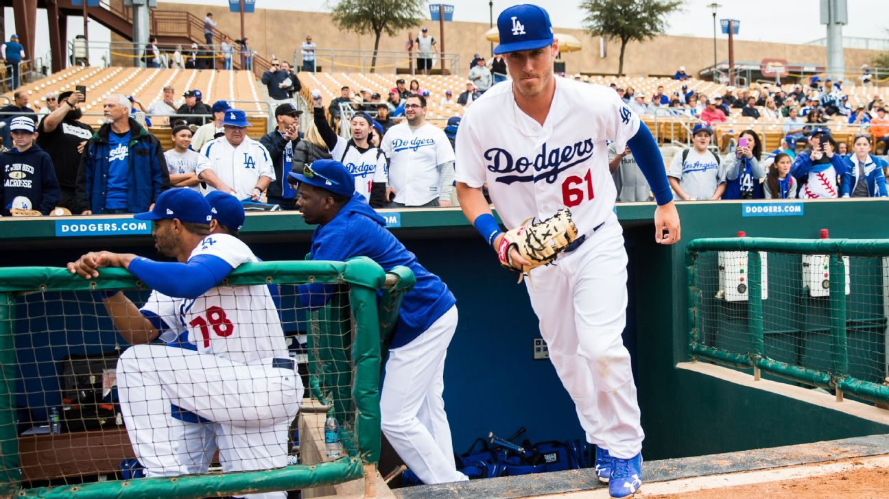 Cody Bellinger, Los Angeles Dodgers