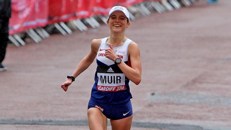 Tina Muir's decision surprised many in the running community -- and she's hoping the attention will help others with amenorrhea realize that they aren't alone.