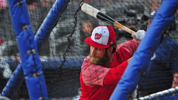 Olney: Is this the best Bryce Harper we've ever seen?