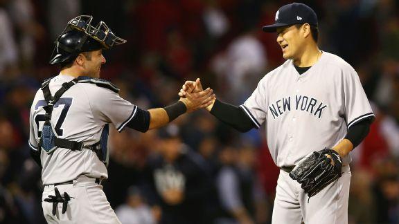 Masahiro Tanaka, New York Yankees