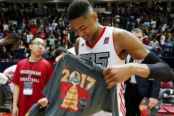 Bruno Caboclo leads Raptors 905 to National Basketball Association D-League title