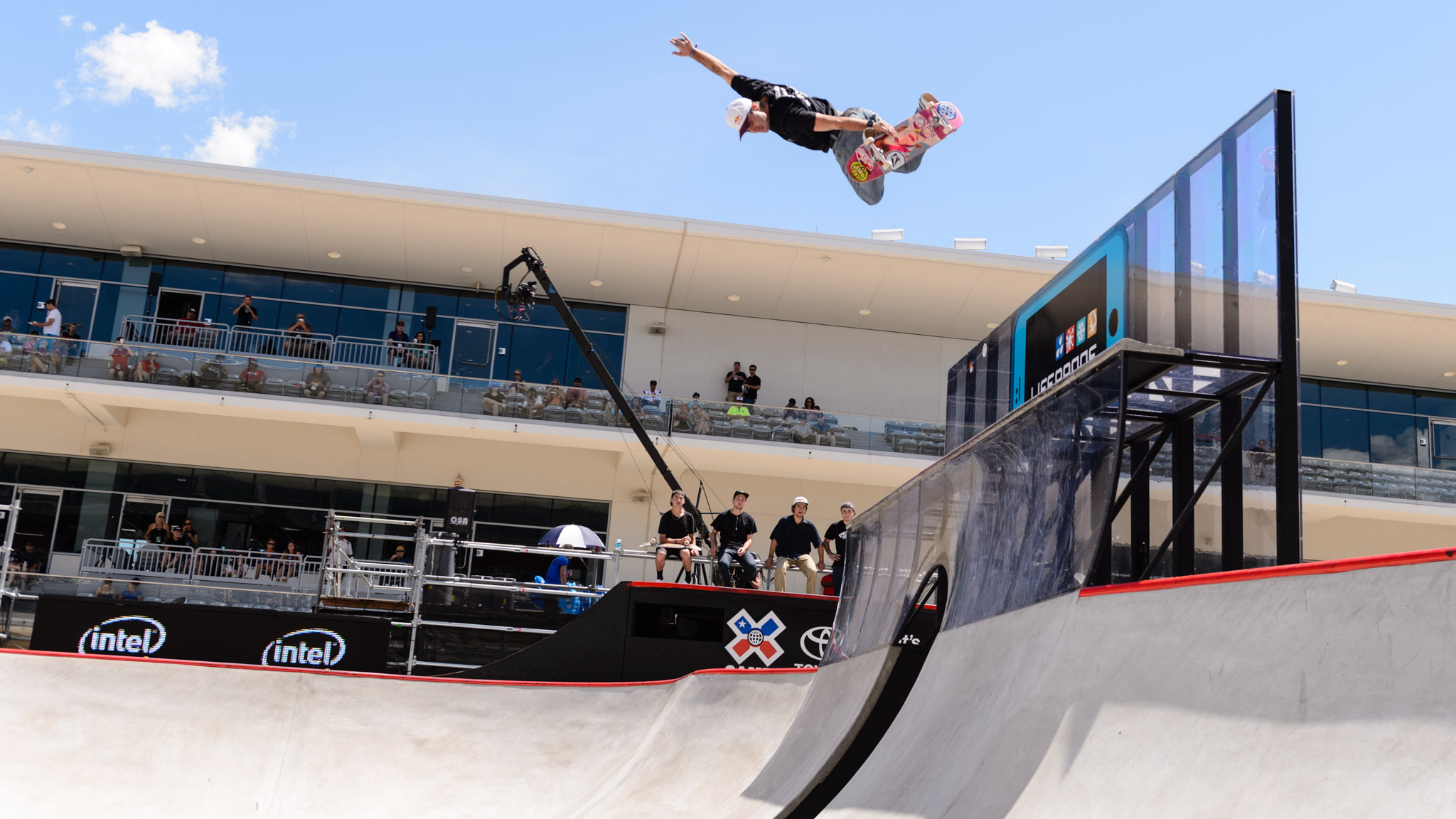 Men's Skateboard Park: Pedro Barros
