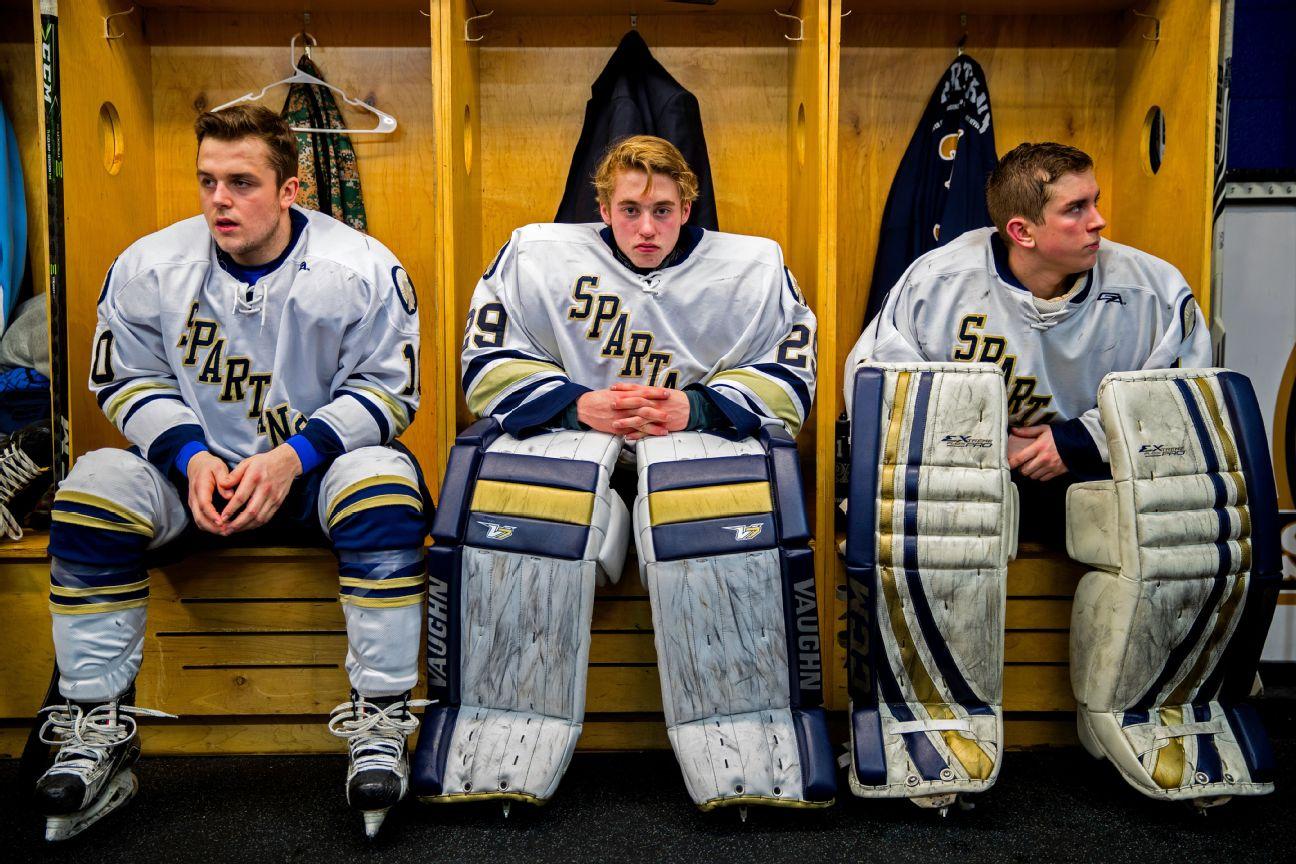 MN H.S.: Small School, Big-time Hockey