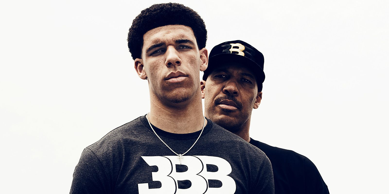 ff18b7e9cce How Lonzo Ball and father LaVar Ball have captured our attention