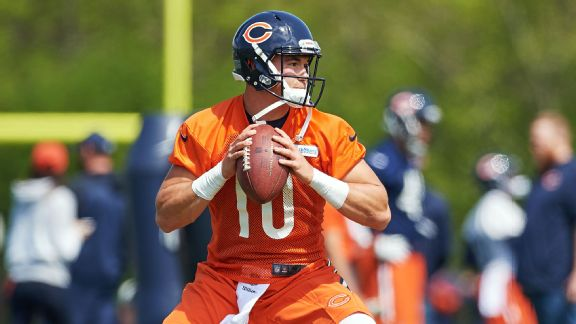 Mitchell Trubisky, Chicago Bears, 2017