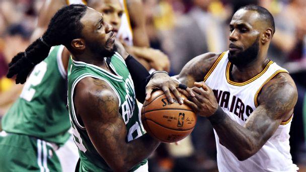 Cavaliers vs. Celtics