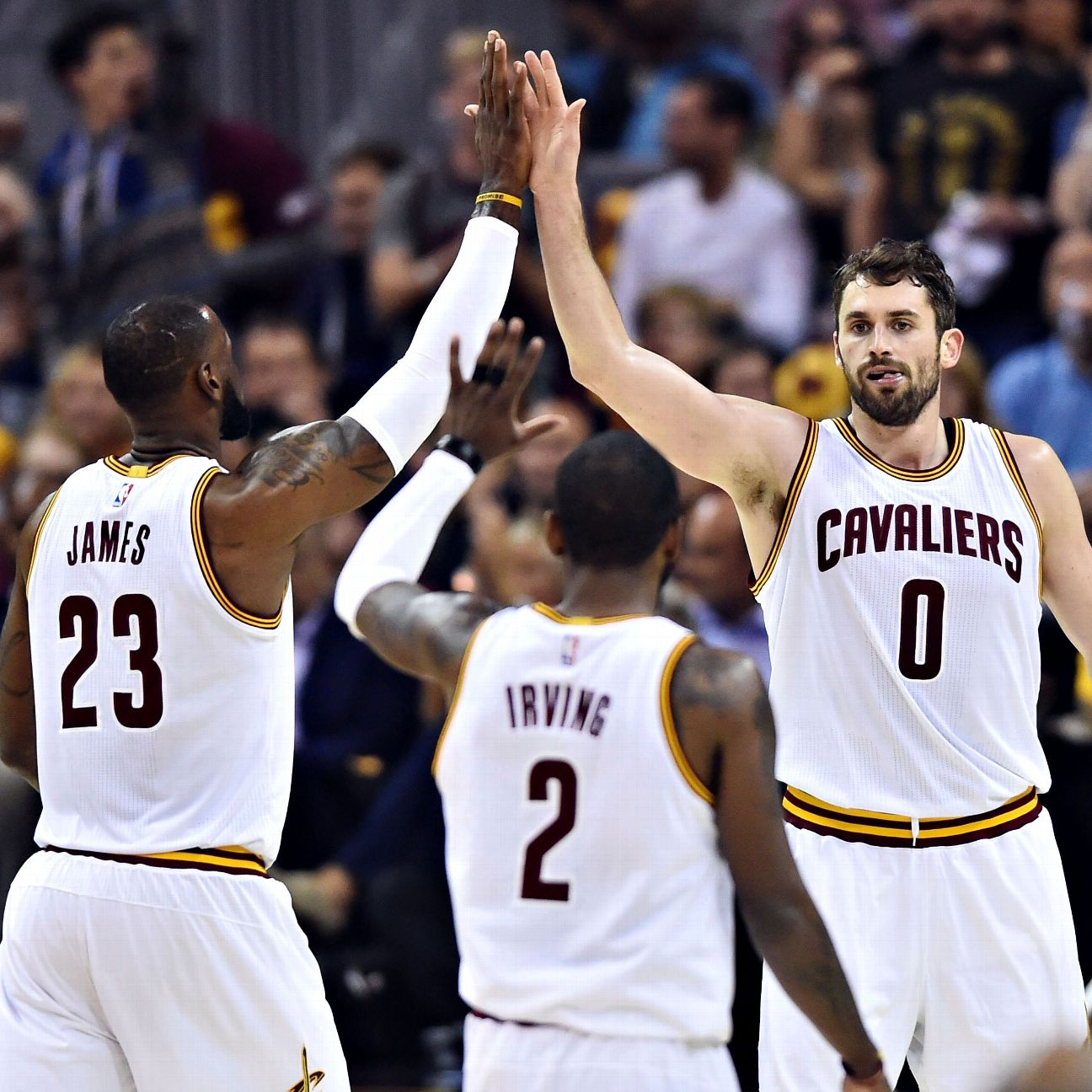 Kevin Love says Cleveland Cavaliers aren't underdogs ...