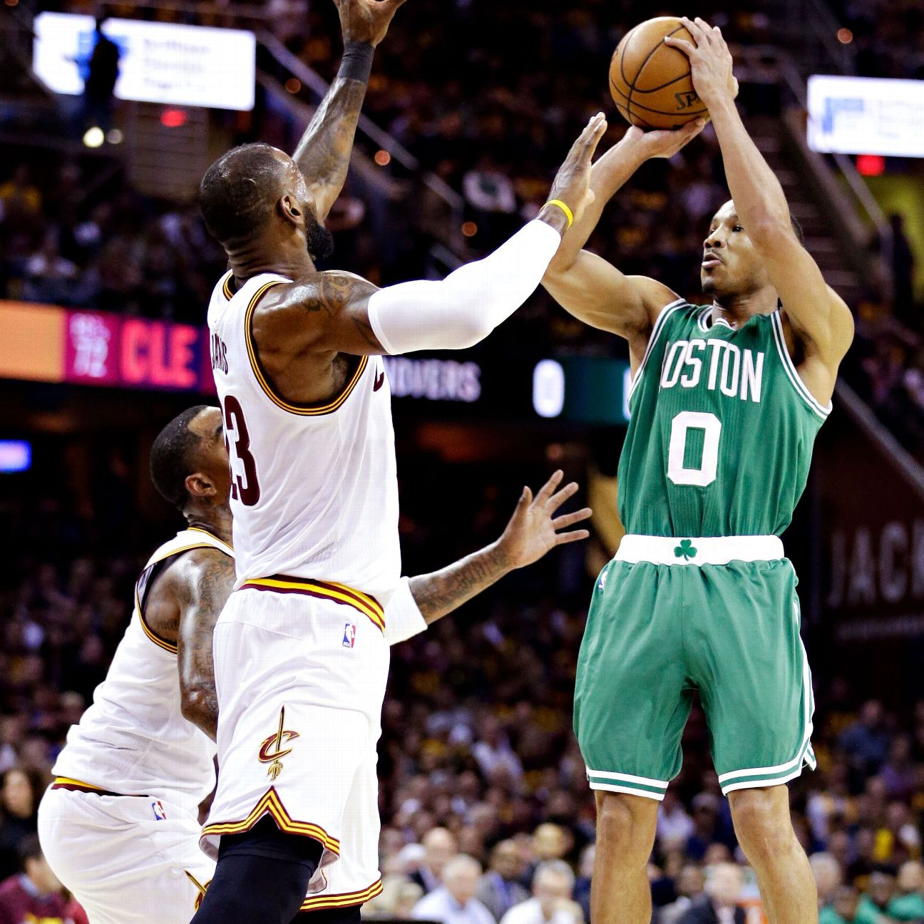 Cleveland Cavaliers blow 21-point lead as LeBron James ...