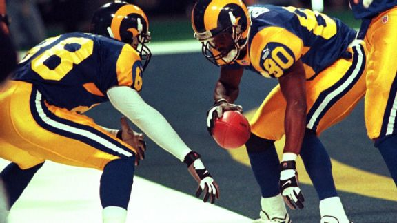 Isaac Bruce & Torry Holt