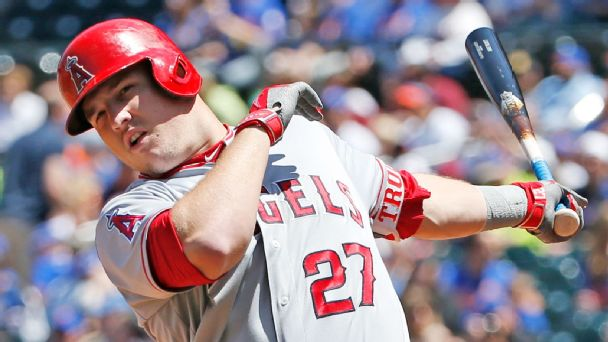 Is it time for teams to treat Mike Trout like Barry Bonds?