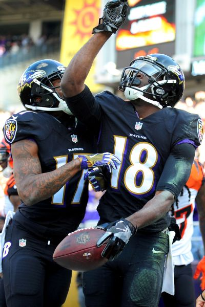 Mike Wallace & Breshad Perriman