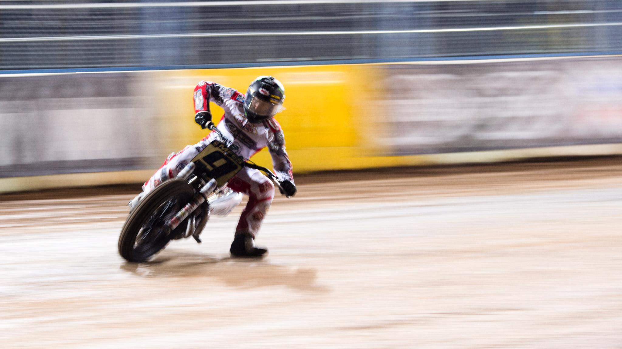 Jared Mees: Moto X Flat Track
