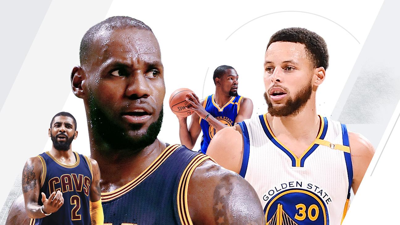 4d7ed6f2cd26 NBA Finals  A closer look at the Warriors-Cavaliers matchup