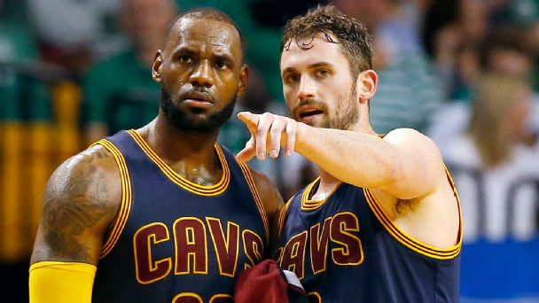 Lowe: Are the Cavs finally getting the Kevin Love they traded for?