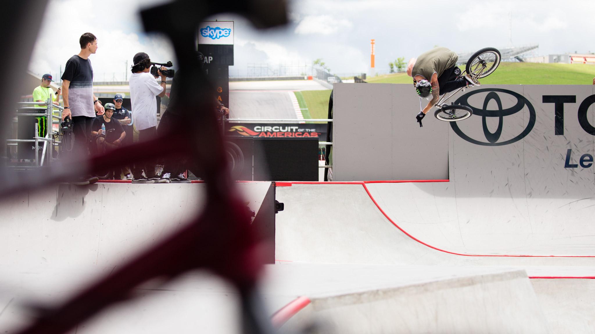 BMX: Pat Casey