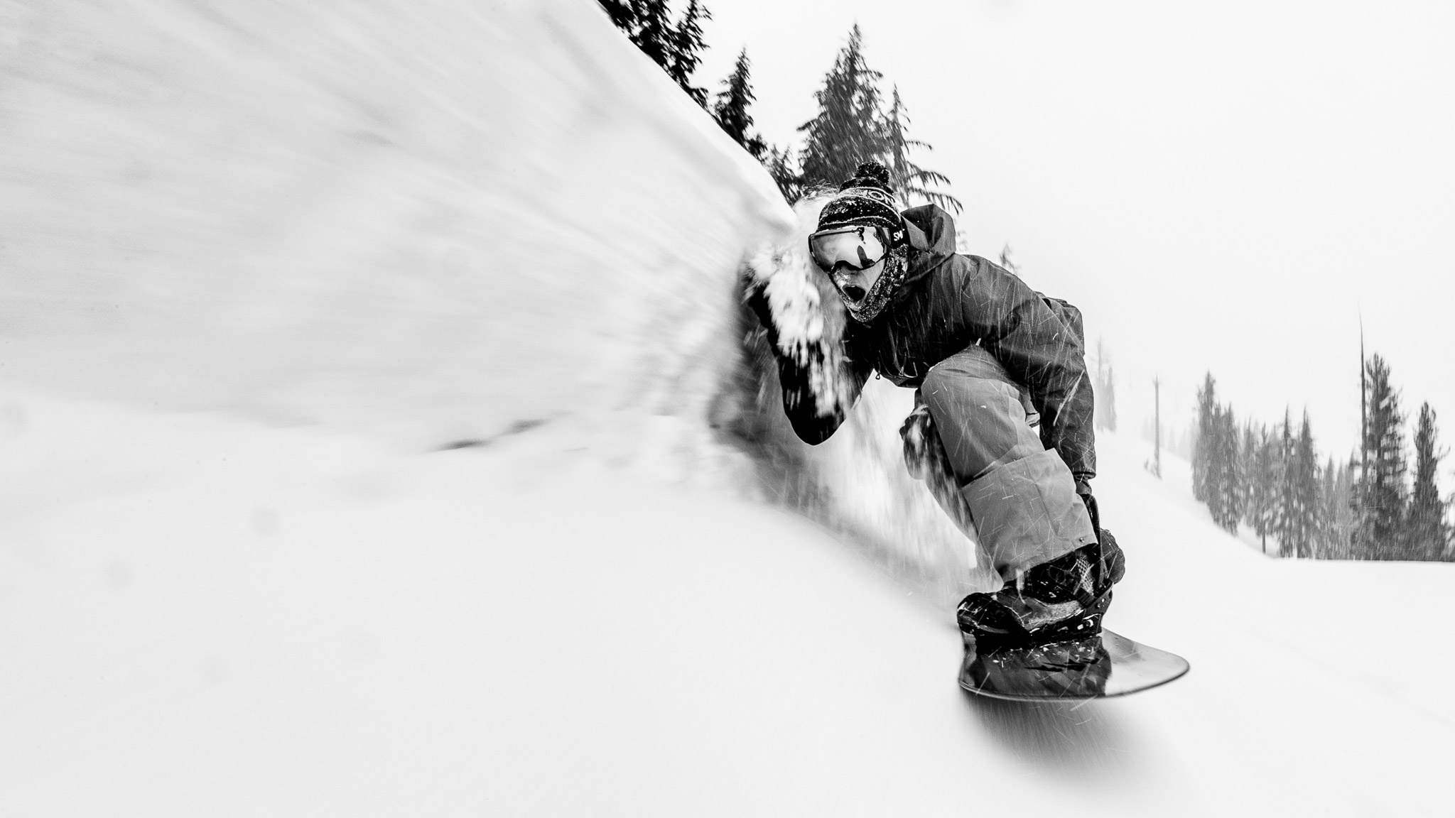 Jimmy Goodman, Mammoth Mountain, California