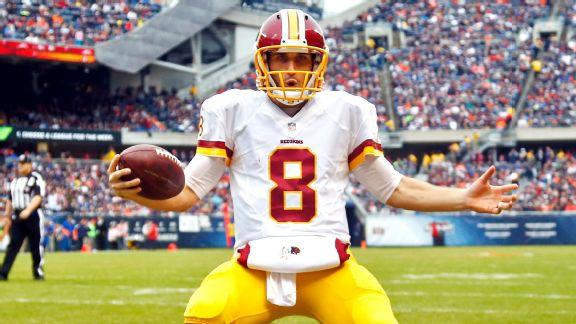 Kirk Cousins, Washington Redskins