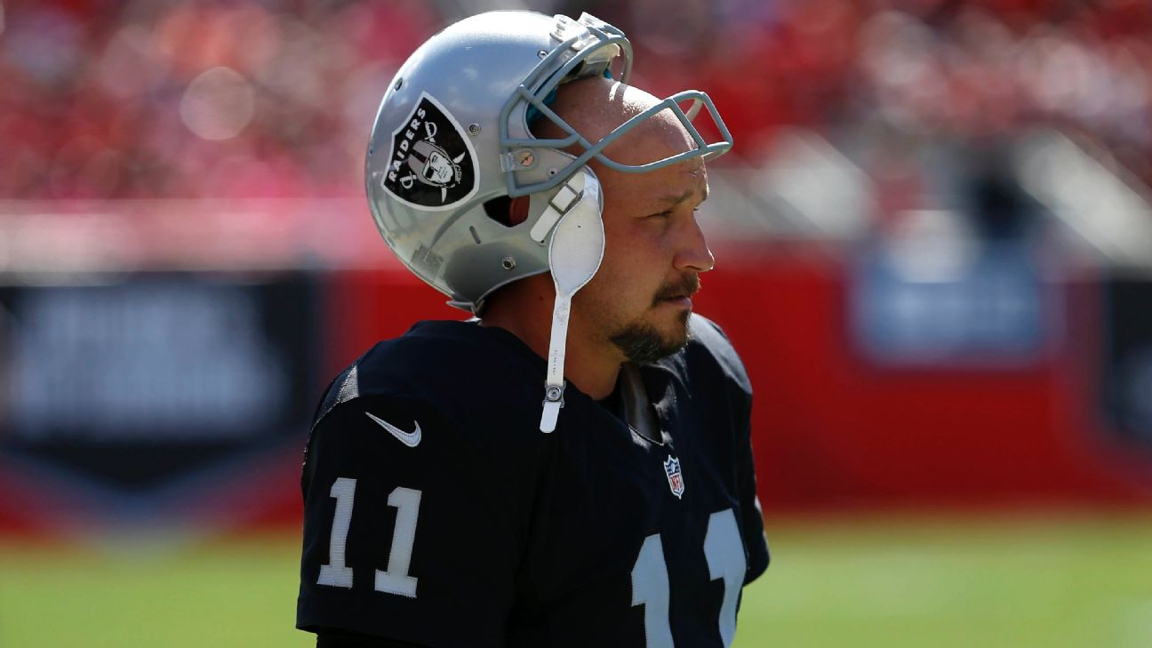 Sebastian Janikowski agrees to one-year contract with Seahawks
