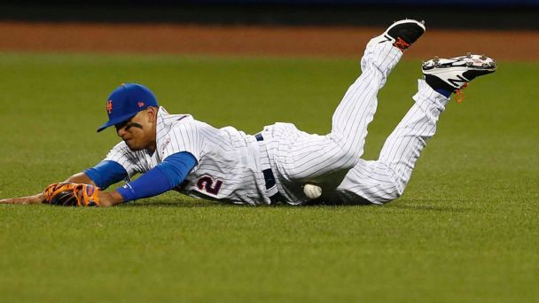 Juan Lagares -- New York Mets