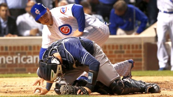 A brief history of Anthony Rizzo's magical leadoff run