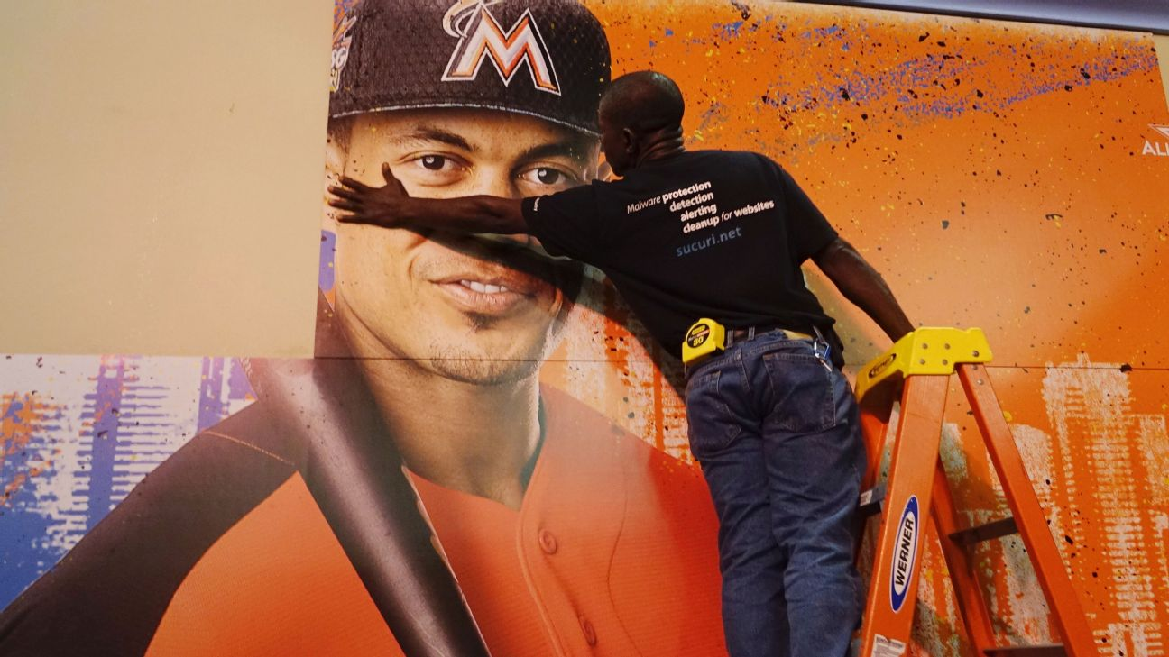 Giancarlo Stanton -- Marlins All-Star Game