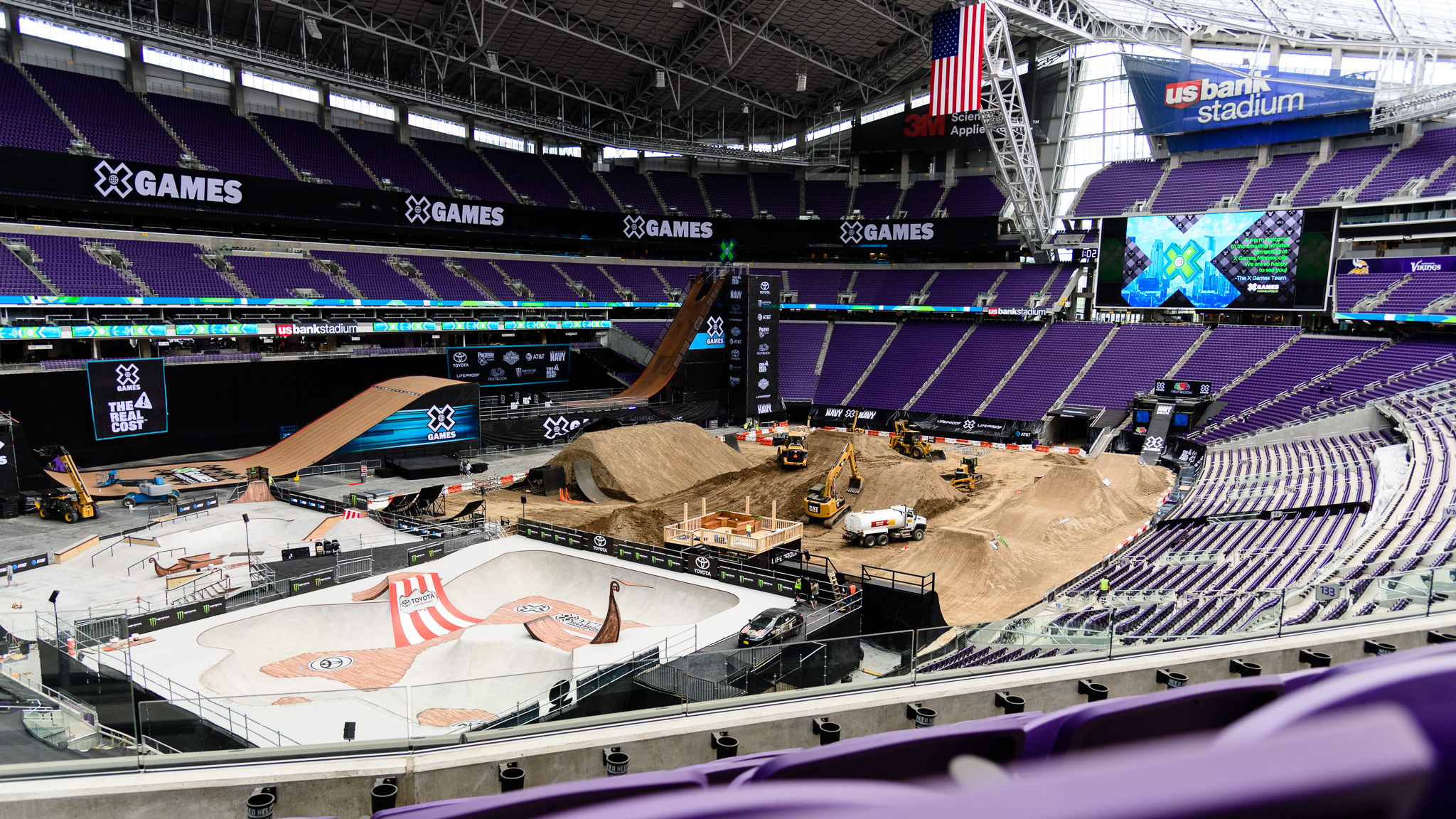 Welcome to X Games Minneapolis 2017