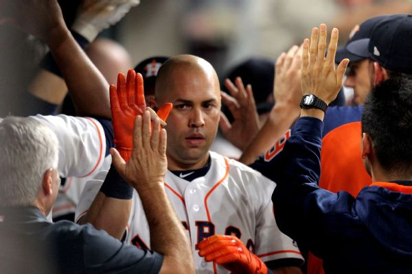 Carlos Beltran Of Houston Astros Has Raised 1 3 Million For