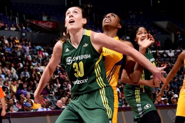 Oguwmike, Griner, Stewart Headline WNBA All-Star Reserves