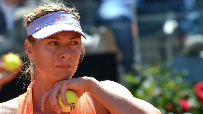 Is maria Sharapova set for a Grand Slam comeback in New York?