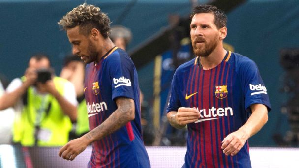 Follow live: Barcelona, Man Utd. meet in ICC
